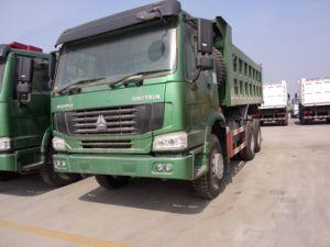 低価格6X4 40cubicのメートルのダンプトラックHOWOのダンプカートラック