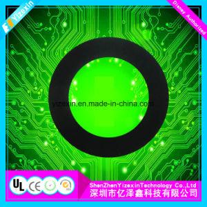 산업 통제 장비를 위한 배기판을%s 가진 광택이 없는 렌즈 위원회