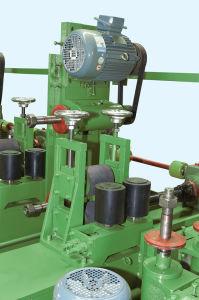 스테인리스 또는 노란 구리 금속 사각 관 닦는 기계장치