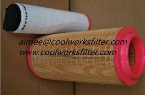 Mann-Luftfilter-Abwechslung C25710 für unterschiedlichen Kompressor