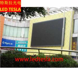 P10 haute luminosité de l'enregistrement de l'énergie pleine couleur Affichage LED extérieur fixe pour la publicité