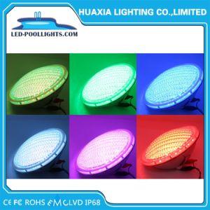 indicatore luminoso subacqueo della piscina di RGB LED della lampadina di 12V IP68 PAR56