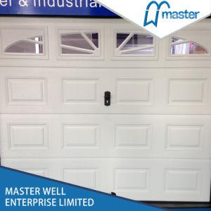 Безопасности Автоматическая вид в разрезе теплоизоляцию гаражных дверей