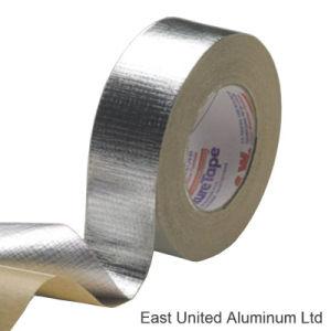 Caucho butílico autoadhesivos cintas de aluminio