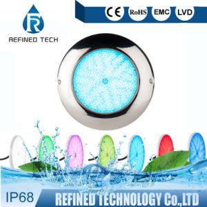 Indicatore luminoso subacqueo di RGB della lampada della piscina di RGB LED