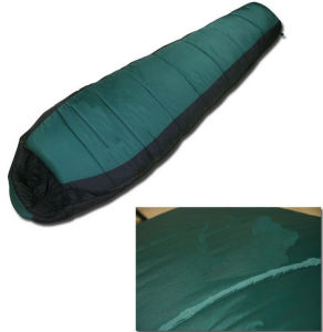 軽量のキャンプの冬の綿の寝袋OEMの工場