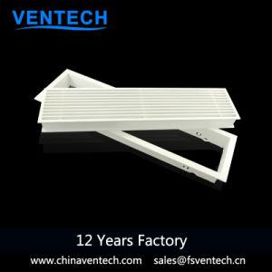 Barre en aluminium de type grille d'air de retour de la Chine fournisseur