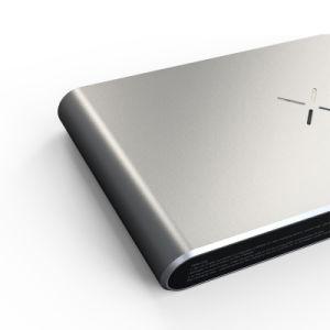 Qi 10000mAh Batería Externa rápido portátiles Cargador de teléfono inalámbrico/Banco de energía inalámbrica para iPhone