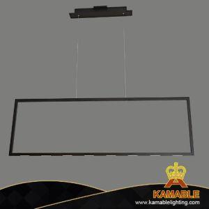 Schwarze moderne LED, die hängende Lampe (ML8054A45L, hängt)