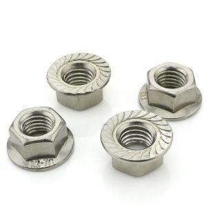La norme DIN6926 qui prévaut au couple les écrous hexagonaux de type avec bride et avec insert non métalliques