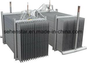 浮彫りにされたデザインステンレス製の冷たい版の廃水の熱交換器