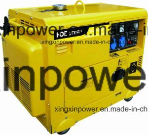 ディーゼル発電機セット(SG5500SE)