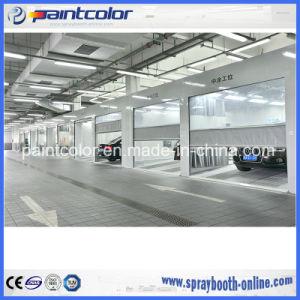 販売のためのセリウムによって証明される車のスプレー式塗料ブース