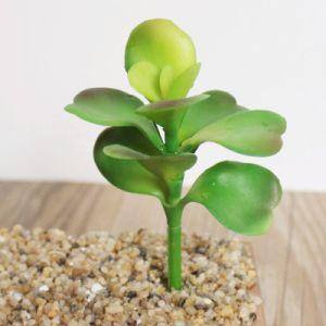Большое Яблоко пластиковый лист Искусственные растения искусственные цветы