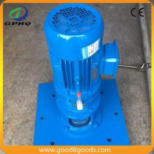 Tipo installato verticale motore del Dirigere-Collegamento del motore della flangia di Bly di Reductor di velocità