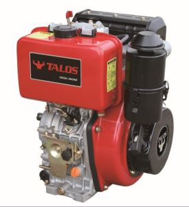 Aria-Cooled Small Diesel Engine/Motor Td188f di 12HP 4-Stroke
