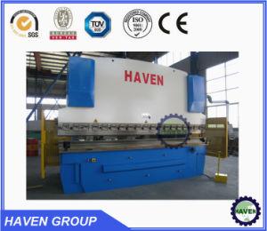 Elektrisch-Hydraulische Bremse Synchrounisierungs-hydraulischen Presse der CNC-125T
