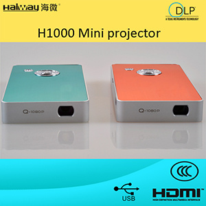 Bewegliches Mobile Projector für Handy