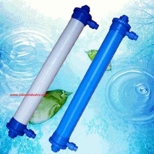 Полое волокно UF мембрана ПВДФ мембрана для воды