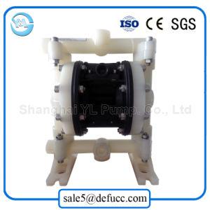 Dosificación de químicos de tratamiento de agua Bombas de diafragma de aire portátil pequeña