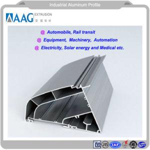 7000 Ton de aleación de aluminio de la máquina de extrusión perfiles industriales