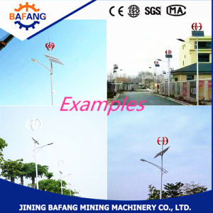 vertikaler Wind-Turbine-Preis der Mittellinien-100W-3kw mit Dauermagnetgenerator Maglev Wind-Energie-Generator/Straßenlaterne-Wind-Turbine