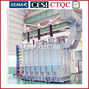 Transformador de potencia de 121kv/kVA Oltc 50000