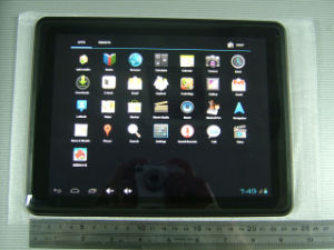 9.7 Tablet PC com câmara dupla