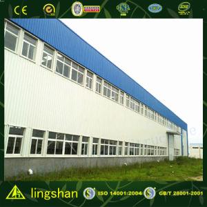 Здание мастерской стальное с аттестацией BV (L-S-130)