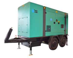 400kw Googol Silent Diesel Electric 3 Phase Generator Set