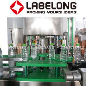 Automatische Etikettiermaschinen der Mineralwasser-Flaschen-OPP