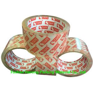 Professionele Chinese Vervaardiging op de Breekbare Band van het Kristal van de Kwaliteit van de Band van de Verpakking BOPP van de Band van de Verpakking Glasheldere