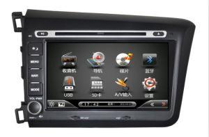 Landsounds DVD para el coche de 8 pulgadas GPS para Honda Civic 2012