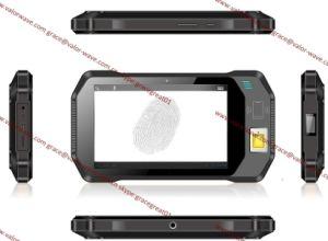 NFC Tablette mit Fingerabdruck-Leser