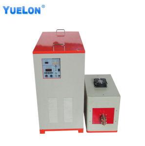 炭化物の先端の溶接のための高周波誘導加熱ろう付け機械