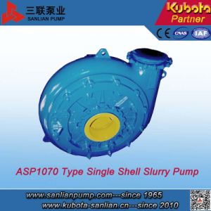 ASP1070 유형 단 하나 쉘 슬러리 펌프