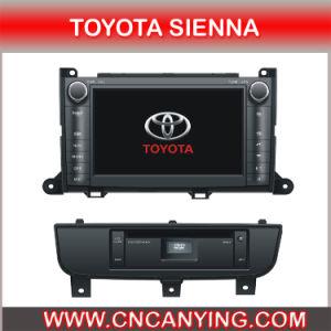 GPS를 가진 Toyota Sienna, Bluetooth를 위한 특별한 Car DVD Player. (CY-6175)