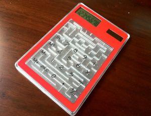 Calcolatore solare della visualizzazione trasparente delle 8 cifre (EL-270)