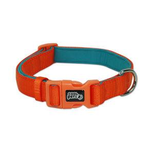 Reach conforme en nylon matelassé en néoprène Dog collars