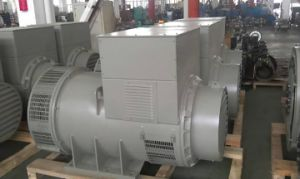 Wuxi Faraday 1138kVA/910kw Sinlge/Double Bearing Generator Fd6d