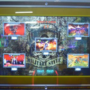 Centro de jogos de arcada de interiores Kids Pistola Laser máquina de jogos de tiro