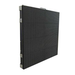Haute luminosité P6.67 Outdoor plein écran LED de couleur mur vidéo 6500Location nits