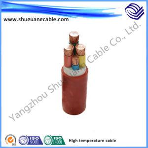 Резиновые Sillicon/низкое напряжение/высокой температуры/электрического кабеля питания