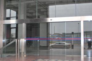 Automatisches Schiebetür Operater materielles Öffner-Glassystem für Hotel