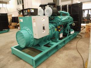 De reserve Generator van de Elektrische centrale van de Macht 1250kVA/1000kw Grote
