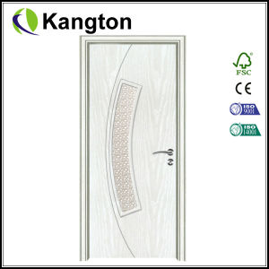 Toilettes porte en PVC (PVC porte)