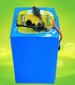 12V 24V 36V 48V 50V 60V 72V Lipo Bateria 20ah 30ah 40ah 50ah 60ah LiFePO4 Bateria Bateria de iões de lítio