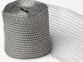 Nickel pur fil Gas-Liquid filtre à mailles tricotés