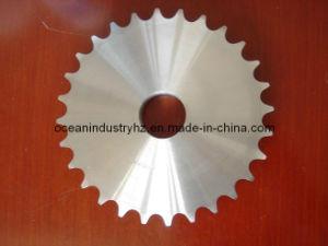 Pignon de roue de la plaque de haute qualité