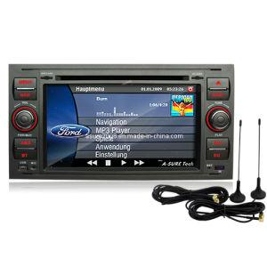 7 HD TDT Reproductor de DVD sistema de navegación para Ford Focus C-Max S-Max Fiesta Galaxy Fusion
